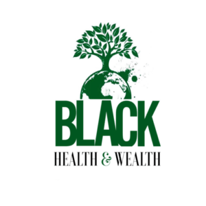 Black Health & Wealth Logo