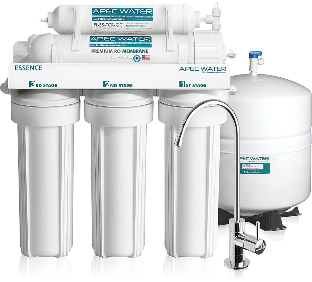 APEC Water Filter Reverse Osmosis System