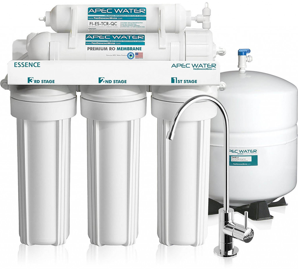 APEC ROES-50 Water Filter Reverse Osmosis System