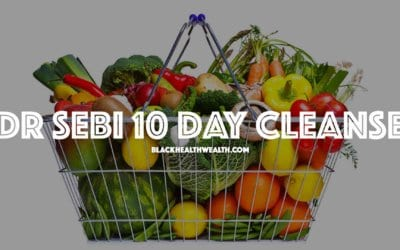 Day 1: Dr Sebi 10 Day Cleanse Results