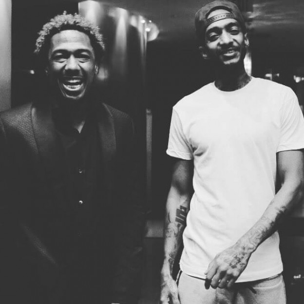 nick cannon and nipsey hussle