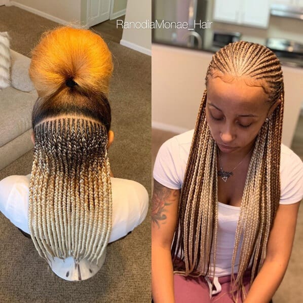 71 Best Braided Hairstyles for Black Women - Black Health and Wealth